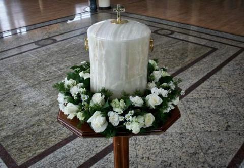 dekoracja urny 7 – cena: 179 zł.